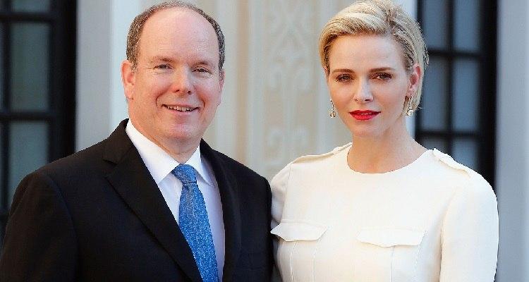 Charlene di Monaco e il Principe Alberto ricovero