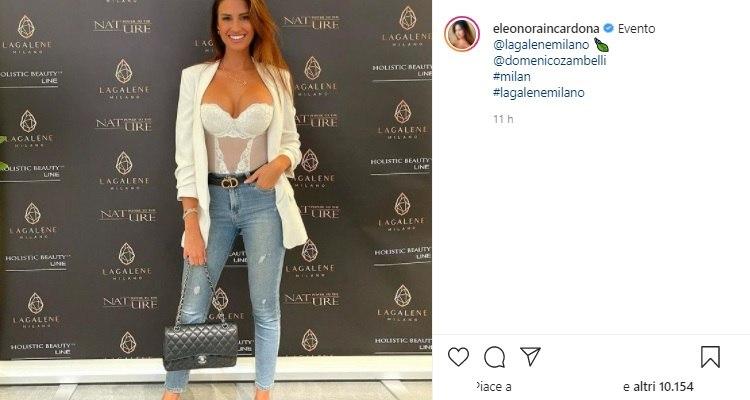 Eleonora Incardona sensuale