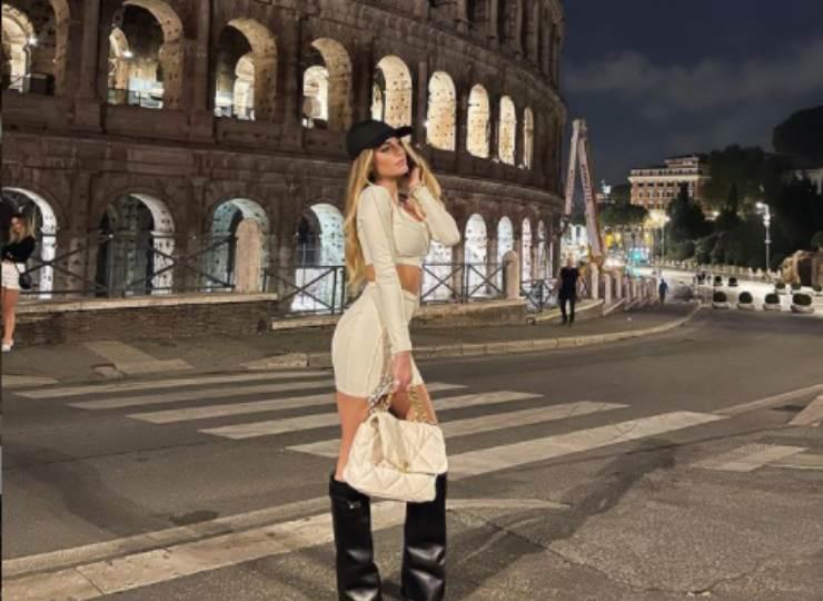 Foto di Chiara a Roma