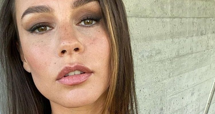 Giorgia Crivello selfie