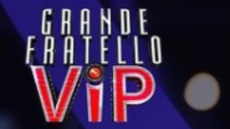 Il logo del Gf Vip