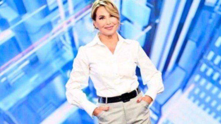 La D'Urso, conduttrice televisiva