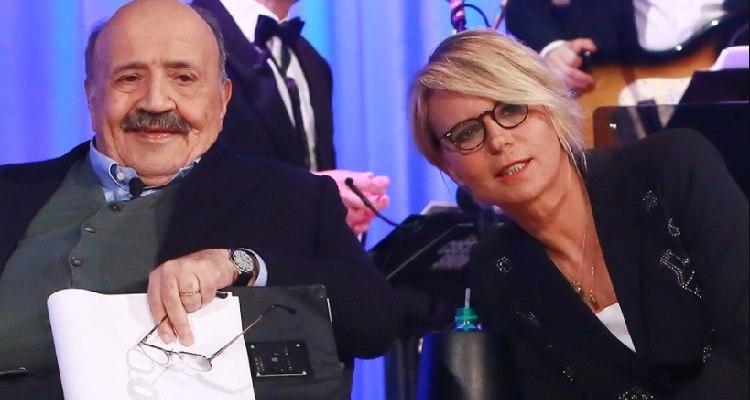Maurizio Costanzo ammissione su Maria De Filippi