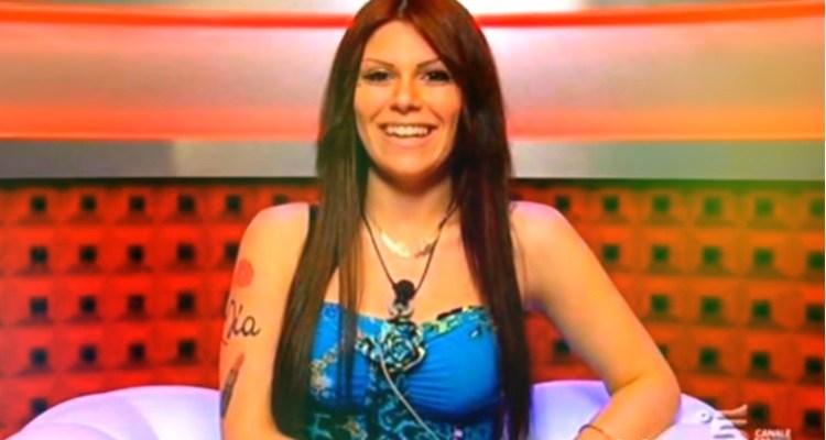 Mia Cellini al Gf 13