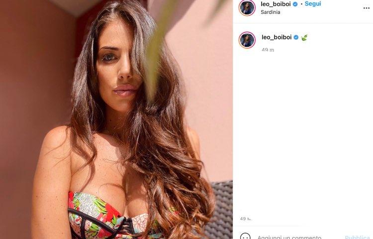 Post Instagram Eleonora Boi