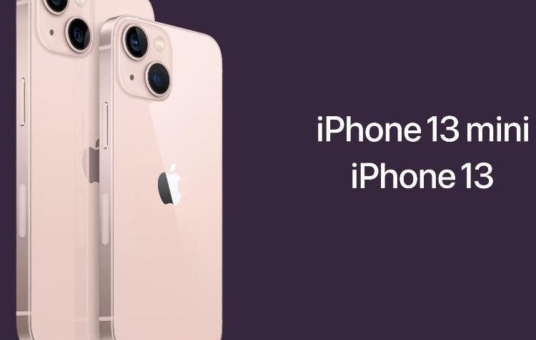 Presentazione Iphone 13