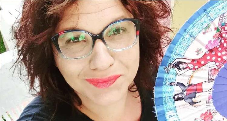 Rebecca De Pasquale selfie