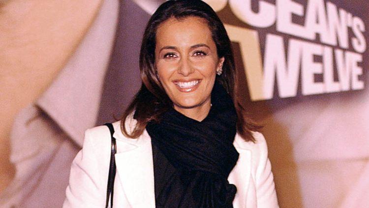 Roberta Capua Doccia Gelata Televisione