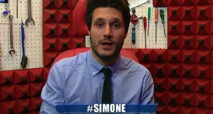 Simone Nicastri al Gf 14
