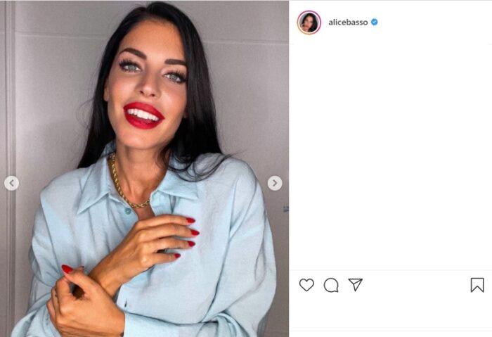 Alice Basso post Instagram