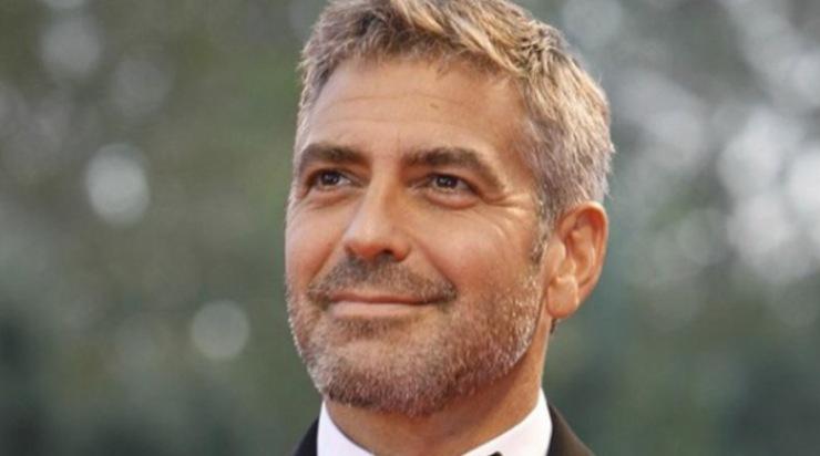 Clooney, attore e regista