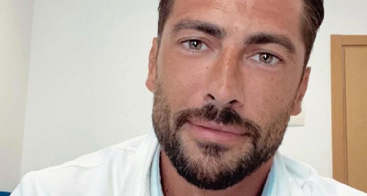 Giovanni Angiolini selfie