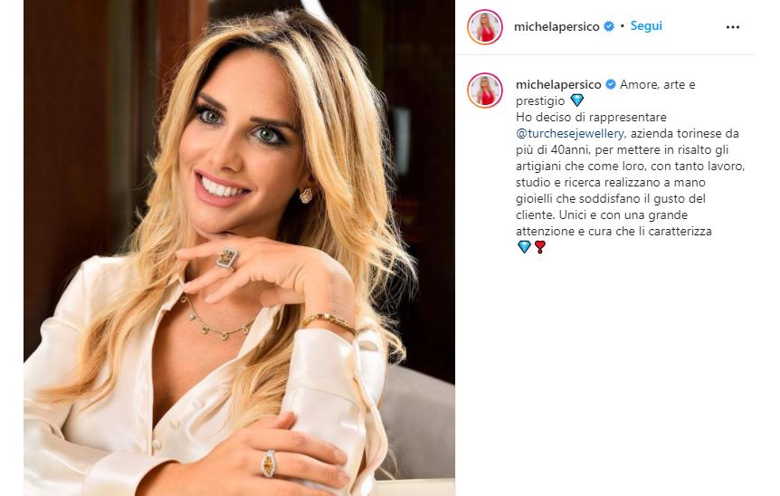 L'anello di Michela